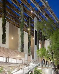Vertical Gardens Miami - patrick blanc suspended column vertical garden perez art museum