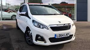 second hand peugeot 108 for sale used peugeot 108 allure for sale motors co uk