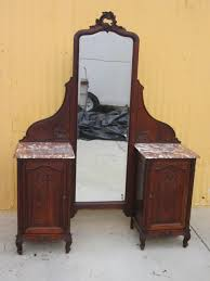 Antique Bedroom Dresser Antique Dresser Vanity Bedroom Furniture Bedroom Vanities