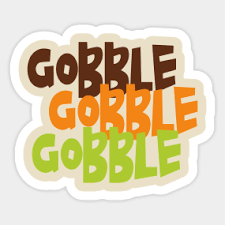 turkey stickers thanksgiving thanksgiving turkey stickers teepublic