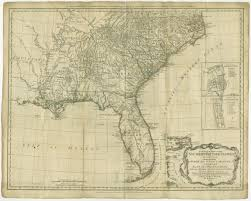 South West America Map by From Colonies To Revolution Fourteen Maps Of The United States