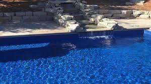who makes the best fiberglass pool aquaserv pool spa inc aquaserv pool spa inc backyard transformation in woodstock il