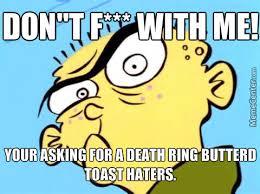Ed Meme - ed edd n eddy don t mess with ed by bradley oneil 52 meme center