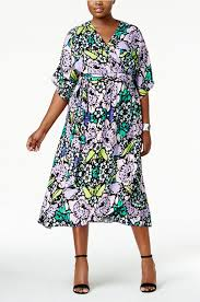 plus size dresses for spring most wanted