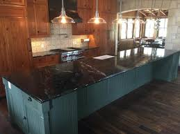 Soapstone Kitchen Countertops by This Black Soapstone Kitchen Island Countertop Was Book Matched