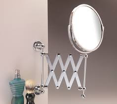 bathroom shaving mirrors wall mounted mirror design ideas extending brush bathroom shaving mirror