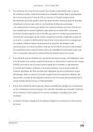 si e conseil europ n conseil européen des 22 et 23 juin 2017 conclusions officielles