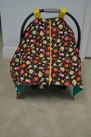 Free Baby Canopy by Zippered Car Seat Canopy Tutorial Naturally Crafty Mom