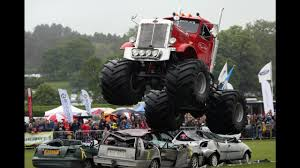 monster truck shows uk northumberland county show draws big crowds to see best of