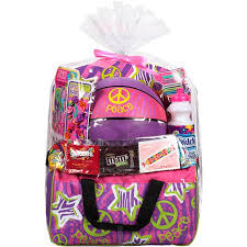 sports easter baskets easter basket with girl basketball bag toys and assorted