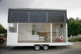 solar powered vodafone mobile tiny house idesignarch interior
