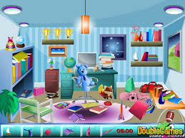 Game My New Room - hidden objects study room online game