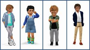my sims 3 blog hystericalparoxysm u0027s cherub curly hair remake for