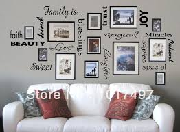 family wall family tree personalized photo picture frames