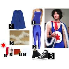 Danny Halloween Costume Danny Sexbang Halloween Costume Xfirefly Polyvore Featuring
