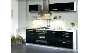 meuble cuisine laqué meuble cuisine laque noir meuble cuisine noir cuisine linaaire