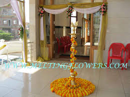 Flower Decorations For Home by Decorative Pillars For Weddings Images Wedding Decoration Ideas