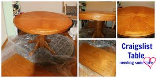 Painting Dining Room Table Kitchen Table Applaud Redo Kitchen Table Kitchen Table Redo