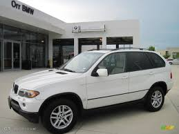 Bmw X5 White - 2006 alpine white bmw x5 3 0i 33606440 gtcarlot com car color