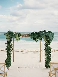 Wedding Trellis Flowers Beach Wedding Arches Ceremony Arch Ideas Trendy Bride Magazine