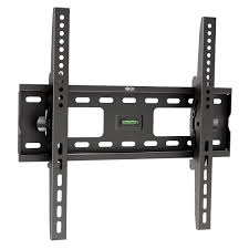 Monitor And Keyboard Wall Mount Tilt Wall Mount 26 55 Inch Tvs Monitors Dwt2655xp Tripp Lite