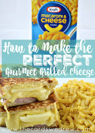 how to make the perfect gourmet grilled cheese the cards we drew