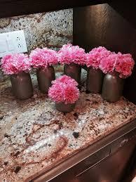 Mason Jar Baby Shower Ideas Pink Centerpieces For Baby Shower Part 33 Decorating Mason Jars