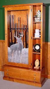 Free Wooden Gun Cabinet Plans Wooden Gun Cabinets Plans For Free Pdf Plans Free Woodworking