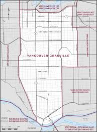 Vancouver Canada Map by Vancouver Granville Maps Corner Elections Canada Online