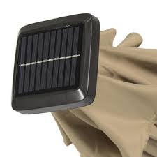 Lighted Patio Umbrella Solar Bestchoiceproducts Best Choice Products Usb Charger Portable Power