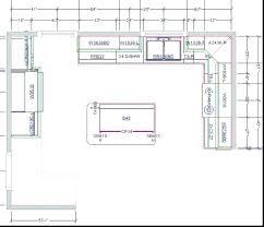 Small Kitchen Floor Plans With Islands Kitchen Island Design Plans Moniredu Info