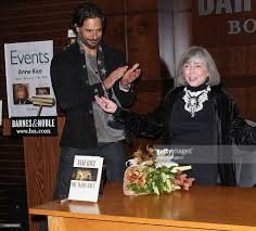 anne rice book signing for