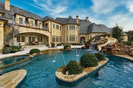 french country estate french country domain deep in the heart of plano texas leading