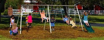 kids swing set kids swing sets backyard playground sets swings