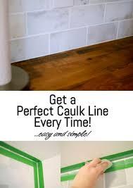 Caulking Bathtub Tips Best 25 Caulking Tips Ideas On Pinterest Decorators Caulk