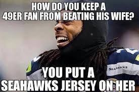 Seahawks Fan Meme - beautiful best thing about dating a vikings fan is you know shes not