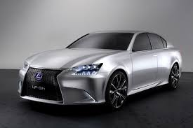 lexus sedan classes the new language of lexus design the truth about cars