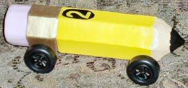 pinewood derby car pictures photos images