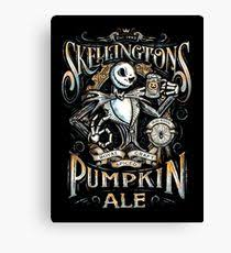 nightmare before canvas prints redbubble