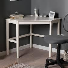corner laptop writing desk with optional hutch vanilla walmart com