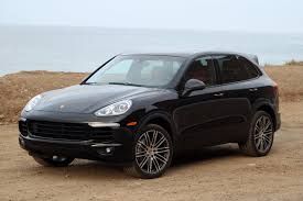 porsche suv blacked out 2015 porsche cayenne s quick spin photo gallery autoblog