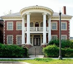 neoclassical house neo classical house with columns shs american home styles