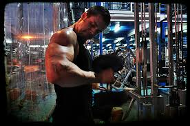 how to build big arms bold and determined