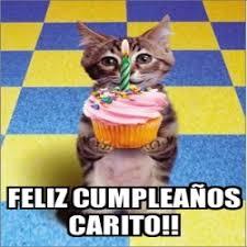 imagenes de feliz cumpleaños carito meme personalizado feliz cumpleaños carito 2053774