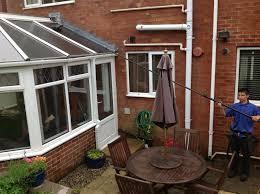 p u0026p window u0026 gutter cleaning services ltd conservatory roof
