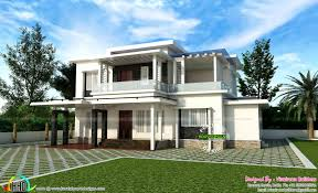 kerala home design flat roof elevation 50 best kerala flat roofs images on pinterest ideas modern and