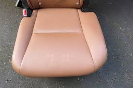 lexus rx 350 seat covers 2013 13 lexus rx350 rx450h seat left rear saddle tan blown airbag