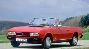 peugeot cars 1980 peugeot 504 cabriolet u00271979 u201383 youtube