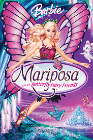 Pink Butterfly Fairy Lights by Barbie Mariposa And Her Butterfly Fairy Friends Barbie Movies