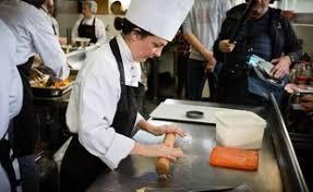 cours de cuisine avec thierry marx cours de cuisine chef toil burgundy restaurant